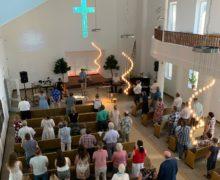 K13 – Otepääl Palveränduri koguduses
