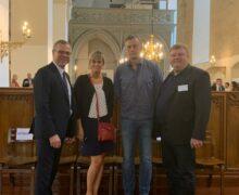 K13 osales suurel EKB Liidu konverentsil Oleviste kirikus