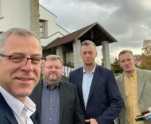 K13-Kuressaare Siioni kiriku jumalateenistusel 10.10.21